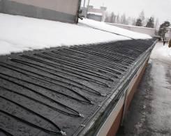 Обогрев крыши, ливневой - система анти обледенение