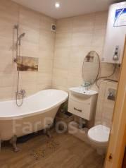 2-комнатная, улица Приморская 1. Чуркин, частное лицо, 45 кв.м. Ванная
