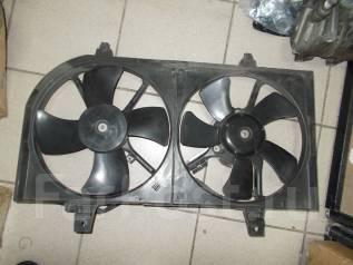Диффузор. Nissan Primera, TNP12, WTNP12, TP12, WTP12, WRP12, RP12 Двигатели: QR20DE, QR25DD