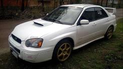Subaru Impreza WRX STI. GDB, EJ255