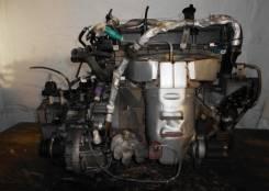 Двигатель. Ford Fiesta Ford Fusion Двигатель FYJA FYJB