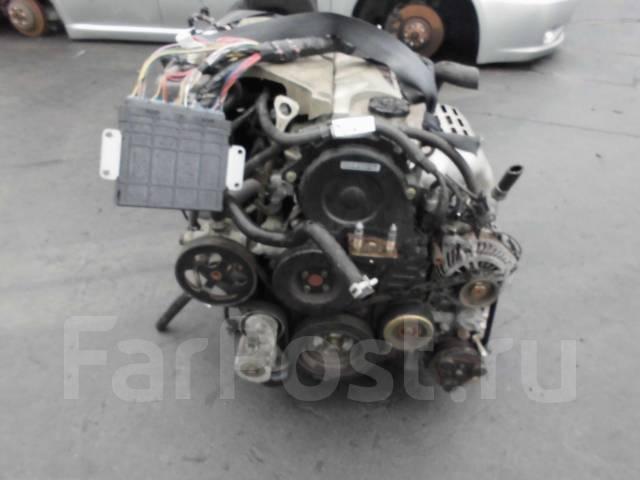 Двигатель в сборе. Mitsubishi Galant Mitsubishi Grandis Mitsubishi Outlander Двигатель 4G69