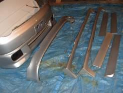 Обвес кузова аэродинамический. Toyota Sienta, NCP85, NCP81G, NCP85G, NCP81 Двигатель 1NZFE