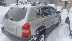 Hyundai Tucson. Продам документы Hundai Tucson 2005г Недорого