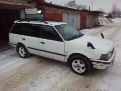 Mazda Familia. механика, передний, 1.5, бензин