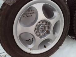 Bridgestone. 6.5x15, 5x100.00, 5x114.30, ET45