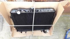 Радиатор охлаждения двигателя. Mitsubishi Pajero, V24V, V24W, V21W, V25W, V14V, V24WG, V24C, V26WG, V45W, V44W, V46W, V47WG, V46V, V23W, V34V, V46WG...