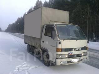 Isuzu Elf. Продаётся грузовик Исузу - ЭЛЬФ, 2 800 куб. см., 1 500 кг. Под заказ