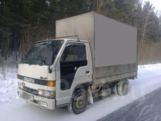Isuzu Elf. Продаётся японский грузовичок Isuzu EIf, 2 800 куб. см., 1 500 кг.