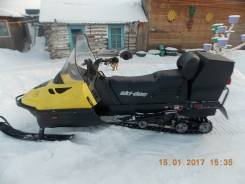 BRP Ski-Doo Skandic 500. исправен, есть птс, с пробегом