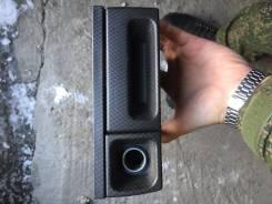 Панель с пепельницей и подстаканник карбон Honda Integra DB, DC. Honda Integra, DB6, DB7, DB8, DB9, DC1, DB1, DC2