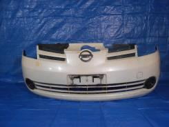 Бампер. Nissan Note, ZE11, E11, NE11 Двигатели: CR14DE, XH1, HR16DE, HR15DE