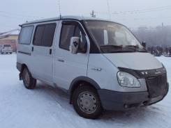 ГАЗ 2217 Баргузин. Продам ГАЗ2217 Соболь Баргузин Люкс, 2 400 куб. см., 7 мест