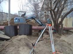 Проектирование, монтаж систем канализации.