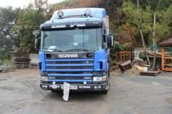 Scania R. Седельный тягач Scania r420, 12 000 куб. см., 30 000 кг.