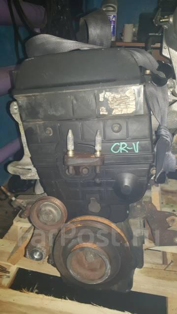 Двигатель в сборе. Honda Orthia Honda CR-V Honda S-MX Honda Stepwgn Двигатель B20B