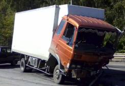 Nissan Diesel Condor. Nissan Disel, 6 925 куб. см., 5 000 кг.
