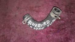 Патрубок радиатора. Nissan Bluebird, ENU14, EU14, HNU14, HU14, SU14 Двигатель SR18DE