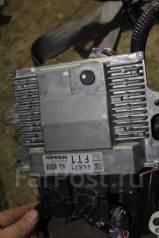 Блок управления двс. Nissan Note Двигатель HR12DDR