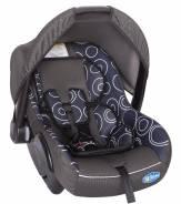 Детское автомобильное кресло Kidsprime-LB321 карбон-круг груп.0+