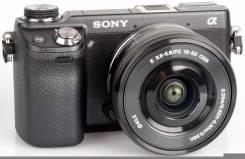 Sony Alpha NEX-6 Kit. 15 - 19.9 Мп, зум: 3х