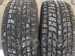Dunlop Grandtrek SJ6. Зимние, без шипов, 2008 год, износ: 40%, 3 шт