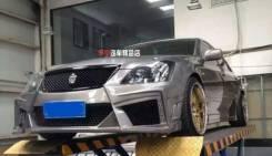 Обвес кузова аэродинамический. Toyota Crown, GRS180, GRS181, GRS182, GRS183, GRS184. Под заказ