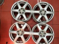 Литьё R17 Bridgestone Vaggio SJ6 5*100. 7.0x17, 5x100.00, ET53, ЦО 73,0мм.
