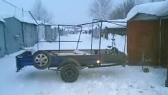 Курганские прицепы Тайга 8213А7. Прицеп, 750 кг.