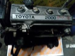 Двигатель (двс) Toyota Carina ED, ST183, 3s
