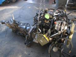 Двигатель. Mitsubishi Pajero Двигатель 6G72