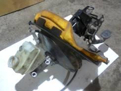 Рено кангу вакуумный усилитель тормозов, главный тормозной цилиндр. Renault Kangoo