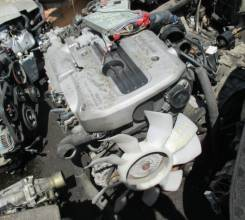 Двигатель. Nissan Stagea, WGC34, WGNC34 Nissan Cedric Nissan Skyline Nissan Laurel Двигатель RB25DET