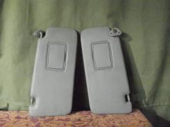 Козырек солнцезащитный. Honda CR-V, RD2