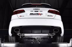 Выхлопная система. Audi RS3