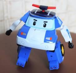 Команда спасателей. Робокар Poli. новый