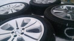 G-Corporation Luftbahn. 8.0x19, 5x114.30, ET35, ЦО 73,0 мм.
