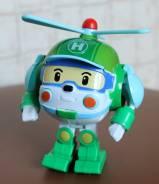 Команда спасателей. Робокар Хейли. новый