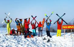 Прокат сноубордов.