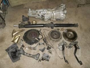Механическая коробка переключения передач. Nissan Skyline, ER34 Двигатель RB25DET