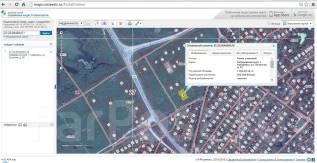 Участок под ИЖС Авиагородок 10 с/c в Хабаровске. 1 000 кв.м., собственность, электричество, от частного лица (собственник)