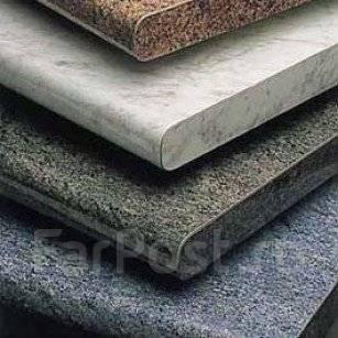 Каменные столешницы. Искусственный камень. Кварц, Акрил. Ремонт замена