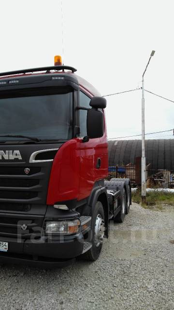 Scania. R500CA6X4ESZ (новый) седельный тягач в наличие, 15 607 куб. см., 30 000 кг.