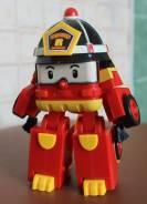 Команда спасателей. Робокар Рой. новый