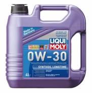 Liqui moly. Вязкость 0W-30, синтетическое