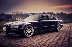 BMW 7-Series. Документы е38
