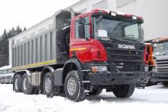 Scania. Самосвал P400CB8X4EHZ, 13 000 куб. см., 32 000 кг. Под заказ