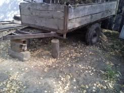 Вгтз Т-25. Продаётся прицеп на трактор Т-25 МТЗ 82