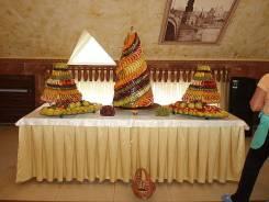 Оформление сладких столов.