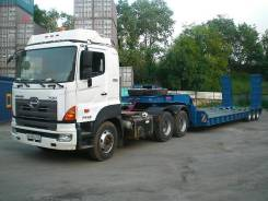 Korea Trailer Low-bed Trailer. Продам Трал HL3-2DNXA, 50 000 кг.